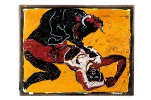 Eros lo slancio vitale L'arte, la passione e l'amore nel Mito