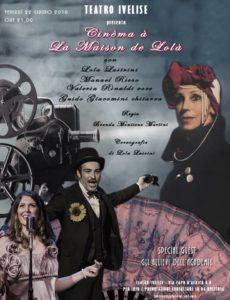 """La Maison de Lola"", una miscela esplosiva di Burlesque, Boylesque e Cabaret"
