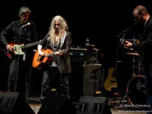 La musica di Patti Smith a Roma al Parco della Musica