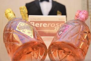 Bererosa, il 3 luglio a Palazzo Brancaccio il top del rosato di tutta Italia