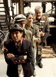 Tetes de Bois in concerto al CVTà Street Fest