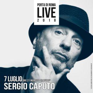 Sergio Caputo live a Porta di Roma, sabato 7 luglio @ Porta di Roma | Lazio | Italia
