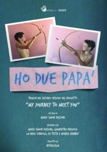 """""""Ho due papà"""", il documentario sulle famiglie arcobaleno al gay village"""