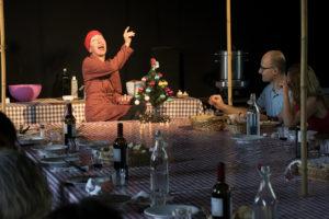 """Il Teatro delle Ariette apre la stagione 2018/19 del Teatro Biblioteca Quarticciolo con """"Attorno a un tavolo"""""""