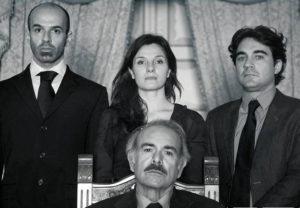 La Cena di G. Manfrini con Andrea Tidona. Dal 20set al 7ott, Teatrosophia. Roma @ Teatrosophia | Roma | Lazio | Italia