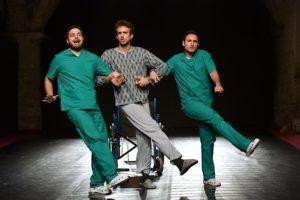 Reparto Amleto, al teatro India il classico viene riletto da Lorenzo Collalti