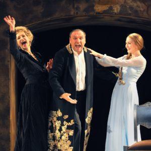 """""""Il revisore"""", all'Argentina arriva Gogol nella versione di Robert Sturua"""