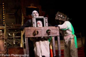 Il Circo degli orrori, uno spettacolo venato di ironia… macabra. Scopri tutto al Brancaccio dal 5 ottobre