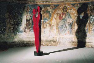 """""""La seduzione"""", la mostra di Roberta Coni e Anna Izzo alla Galleria Triphè"""