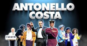 La nuova stagione dell'Olimpico parte con il varietà di Antonello Costa