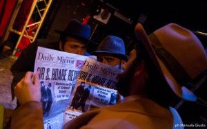 """""""39 scalini"""" con la regia di Leonardo Buttaroni al Teatro Roma dal 23 ottobre"""