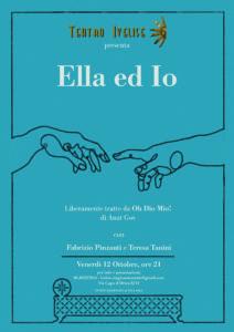 """""""Ella ed io"""", di Fabrizio Pinzauti e Teresa Tanini debutta all'Ivelise"""