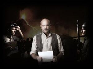 "Flavio de Paola va in scena con ""La mia terra"" al Teatro degli Audaci"