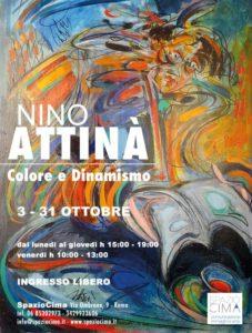 Nino Attinà e il suo viaggio nei grandi della pittura a SpacioCima
