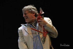 """""""Zozos"""" di Giuseppe Manfridi con Siddhartha Prestinari, Riccardo Bàrbera, Paolo Roca Rey al Brancaccino"""