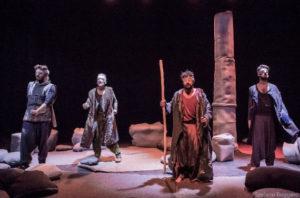 In scena al Vittoria di Roma una commedia grottesca, satirica e graffiante