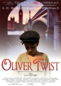 """""""Oliver Twist"""", il classico di Dicken al Teatro del Torrino"""