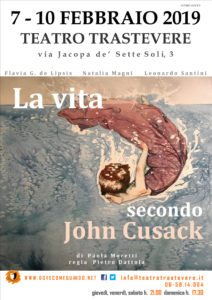"""""""La vita secondo John Cusack"""", al teatro Trastevere la storia di una madre e figlia che devono attraversare l'abisso"""
