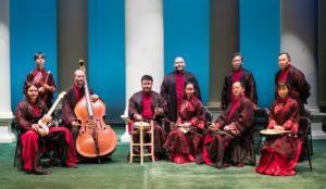 Marco Plini rivista Turandot insieme all'Opera di Pechino