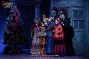 "Roberto Ciufoli in ""A Christmas Carol"" il musical"