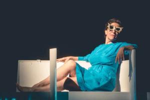 """""""Woman before a glass"""", il trittico scenico in quattro quadri di Lanie Robertson per Peggy Guggenheim"""