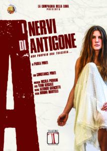 """I nervi di Antigone"", due donne due storie due verità"