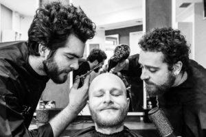 """Prima assoluta di """"Il Barbiere di Siviglia"""" al Teatro Studio Uno per il ciclo """"I tre Barba"""" di Lorenzo De Liberato, Alessio Esposito e Lorenzo Garufo"""