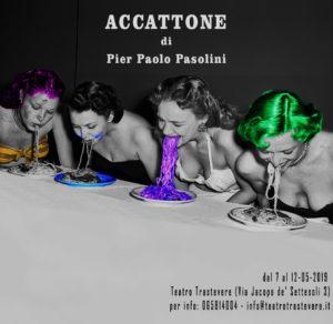 """""""Accattone"""" di Pasolini sbarca al Trastevere di Roma"""