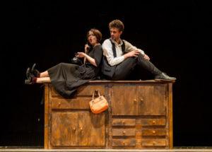 """Gli studenti dell'Accademia Drammatica Silvio d'Amico in scena con """"Carl una ballata"""" al Vittoria"""