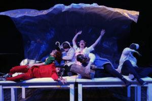 Teatro Argentina: La storia di tutte le storie da Gianni Rodari, regia di Roberto Gandini con gli attori del Laboratorio Teatrale Integrato Piero Gabrielli. @ Teatro Argentina