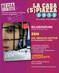 CASA INTERNAZIONALE DELLE DONNE PROGRAMMAZIONE SETTIMANALE 8-13 LUGLIO @ Casa Internazionale Delle Donne
