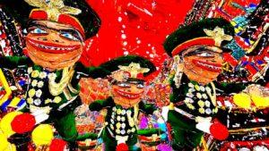 """Mostra di videoarte """"La emancipación de la disonancia"""": dal 19 settembre al 17 ottobre una co-produzione IILA-Instituto Cervantes, per la prima volta in Italia alla Sala Dalí (piazza Navona, Roma). 7 artisti da Spagna, Perù, Guatemala, Ecuador, Messico @ sala dalì"""