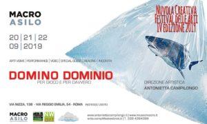 """Festival delle Arti """"Nuvola Creativa"""" al via dal 20 settembre"""