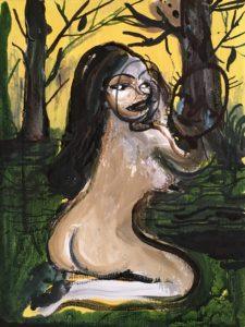 """""""Ti amo dal profondo del mio odio """", la personale di Silvia Argiolas apre la stagione alla galleria Richter Fine Art"""