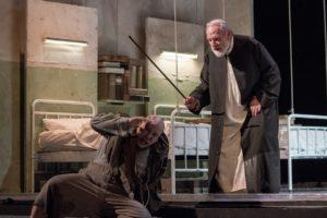 La Tempesta con Renato Carpentieri regia Roberto Andò dal 10 al 16 gennaio 2020 Teatro Vascello @ Teatro Vascello